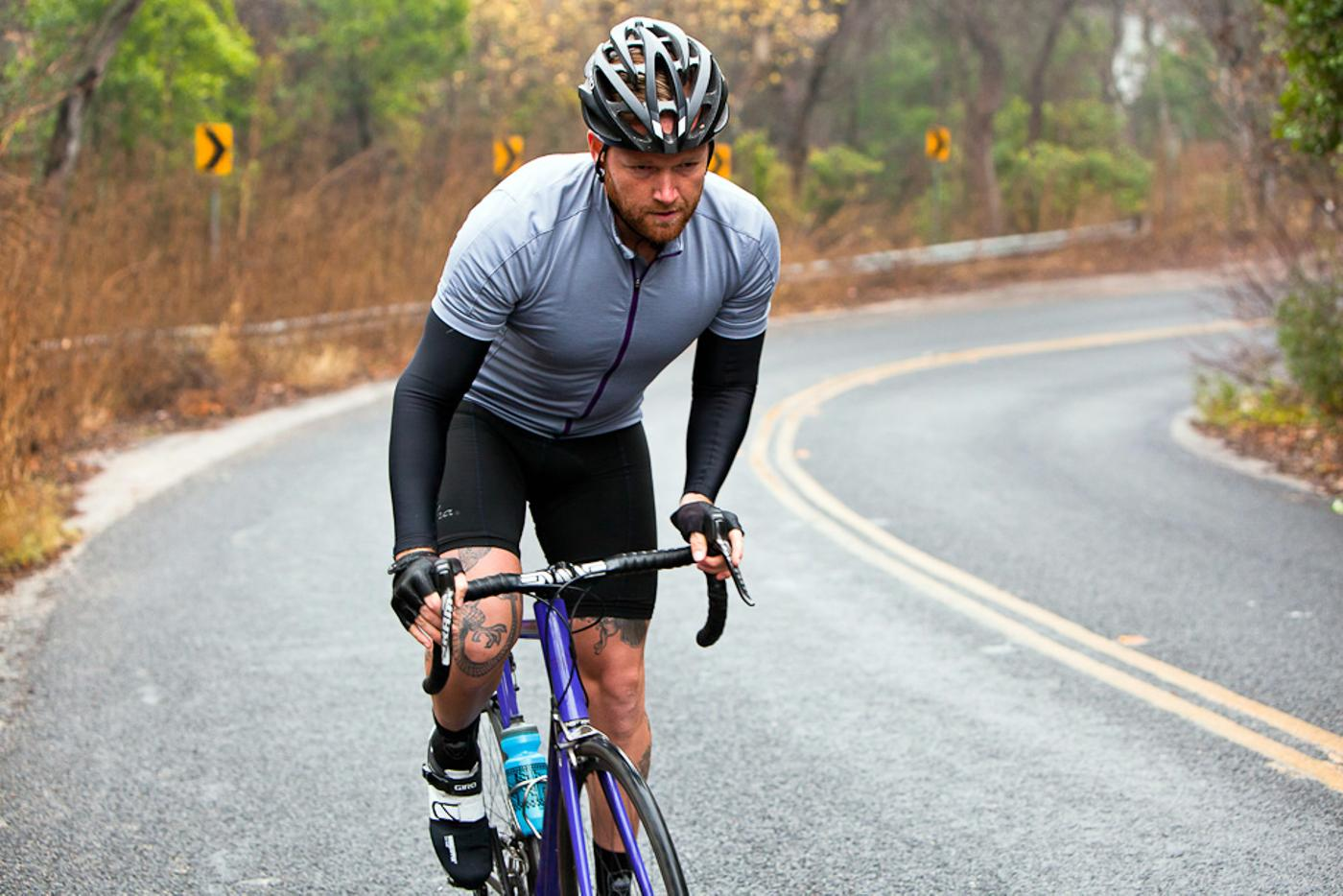 Cedar Cycling PiNP Merino Jersey Now Available