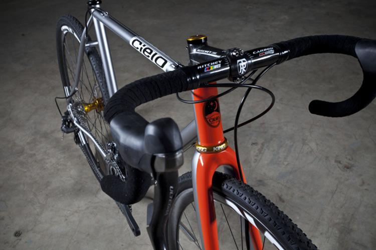 2013 NAHBS Preview: Cielo CX Disc Racer