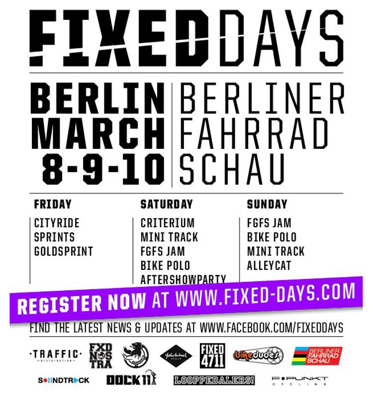 Fixed Days Berlin 2013