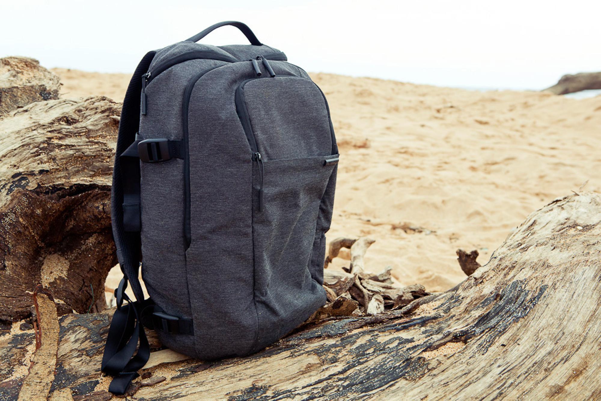 Bag profile.