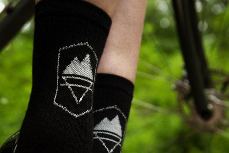 Lone Wolf Cycling: Earth & Mountain Socks