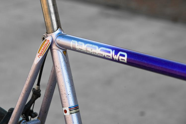 Ross' Custom Nagasawa Track Bike