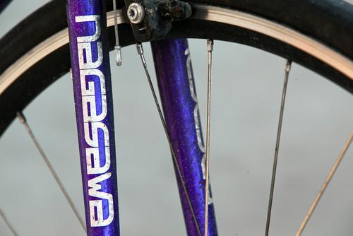 Beautiful Bicycle: Ross' Nagasawa Track Bike