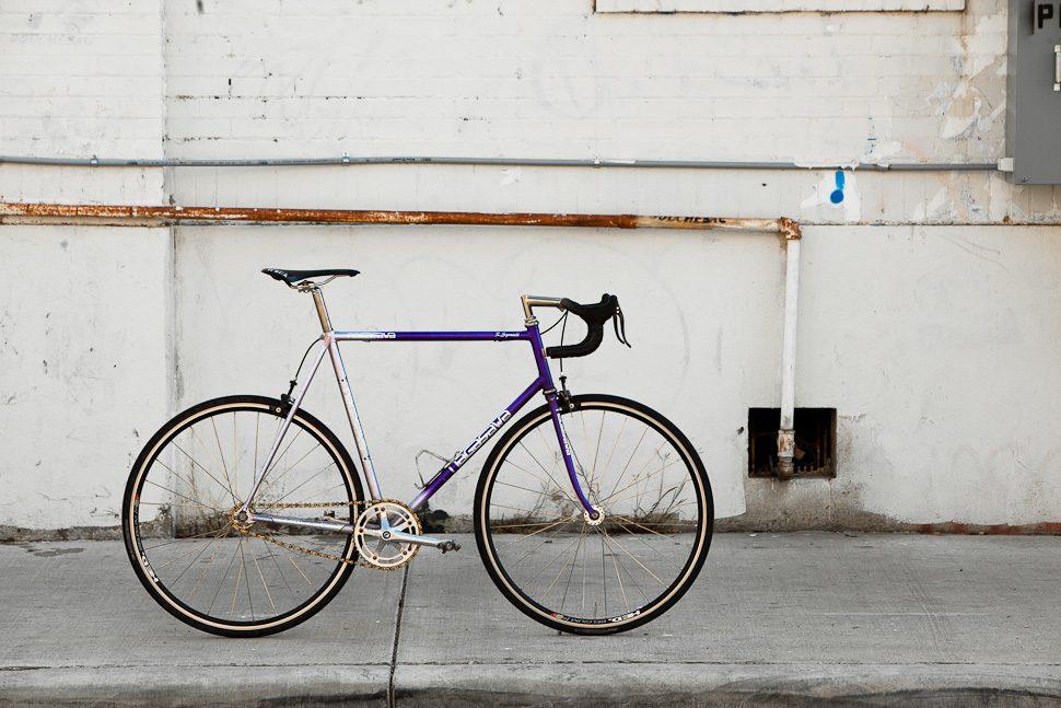 Ross Custom Nagasawa Track Bike The Radavist
