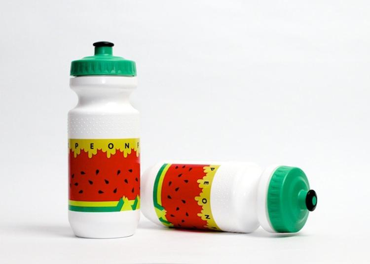 Peonfx: Mel·on·Gourd Water Bottle