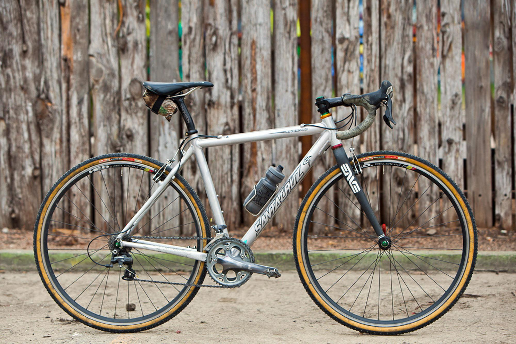 Beautiful Bicycle: Kyle's #Jahblessed Santa Cruz Stigmata Cross