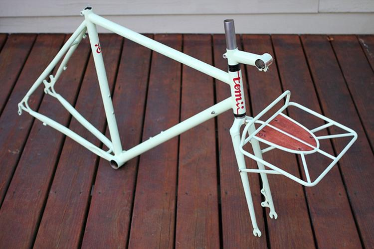 Tomii Cycles: Bobby's Fat Road