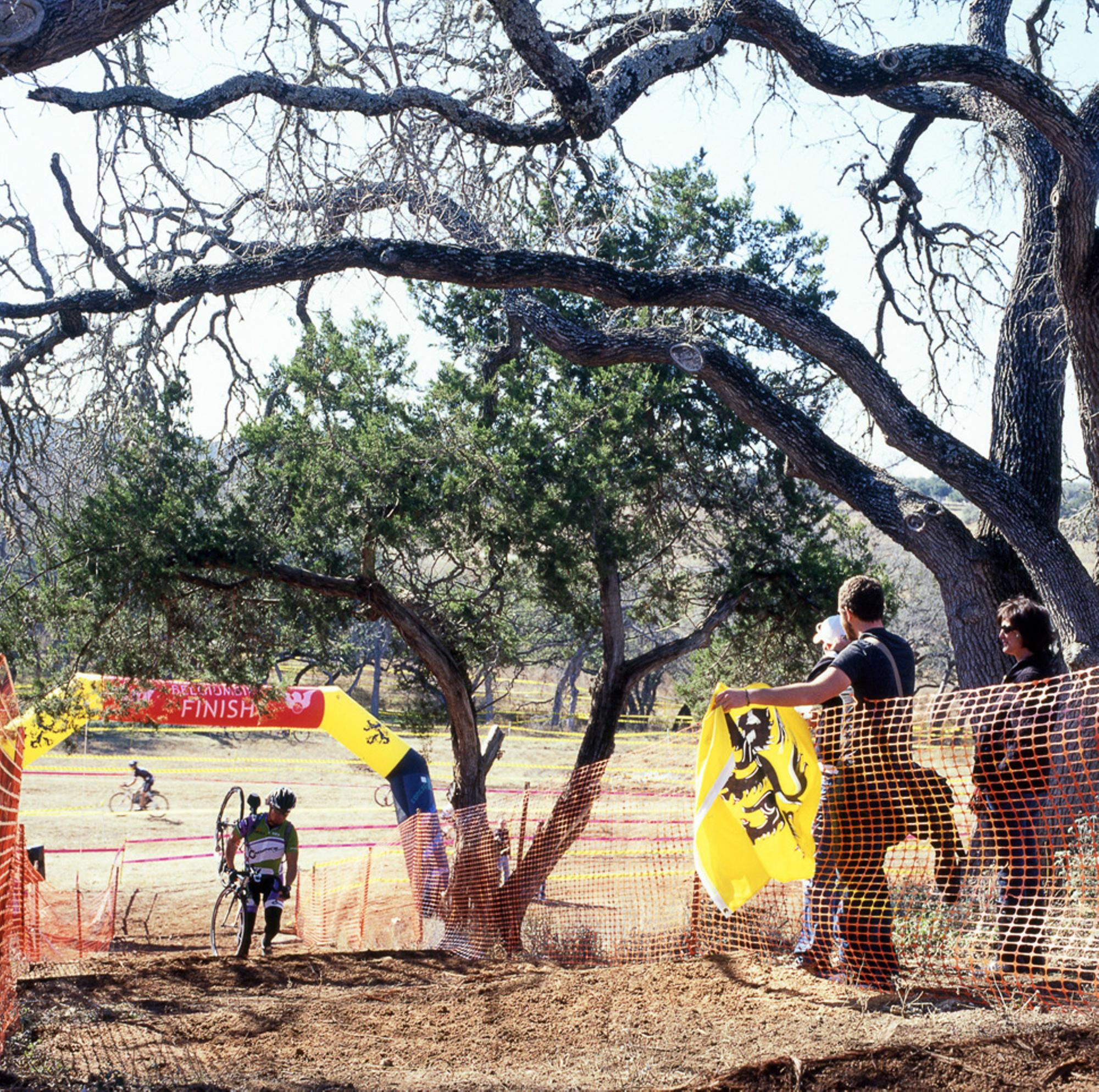 Recent Roll: Texas Cyclocross State Championships