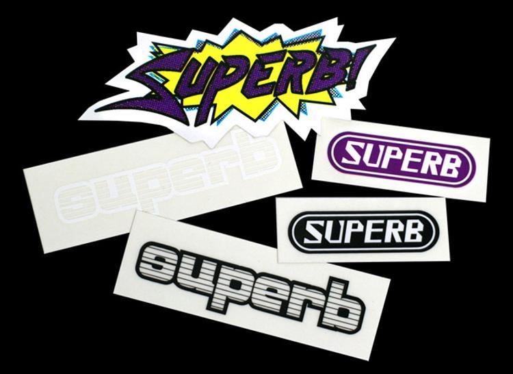 Superb: New Sticker Packs