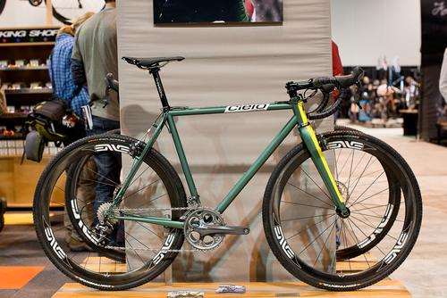 2013 NAHBS: Cielo and Chris King