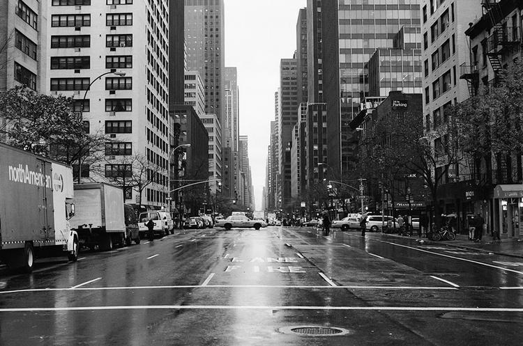 Photoset Re-Up: Goodbye New York