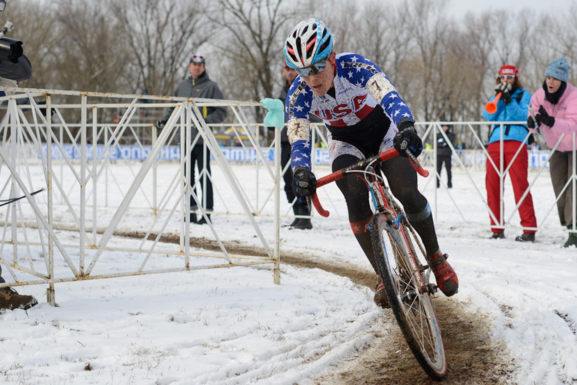 Guest Gallery: Andrew Franciosa at the 2013 Cyclocross World Championships