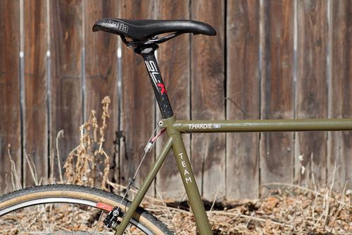 Beautiful Bicycle: Pearl Velo Team SSCX by Avery County Cycles