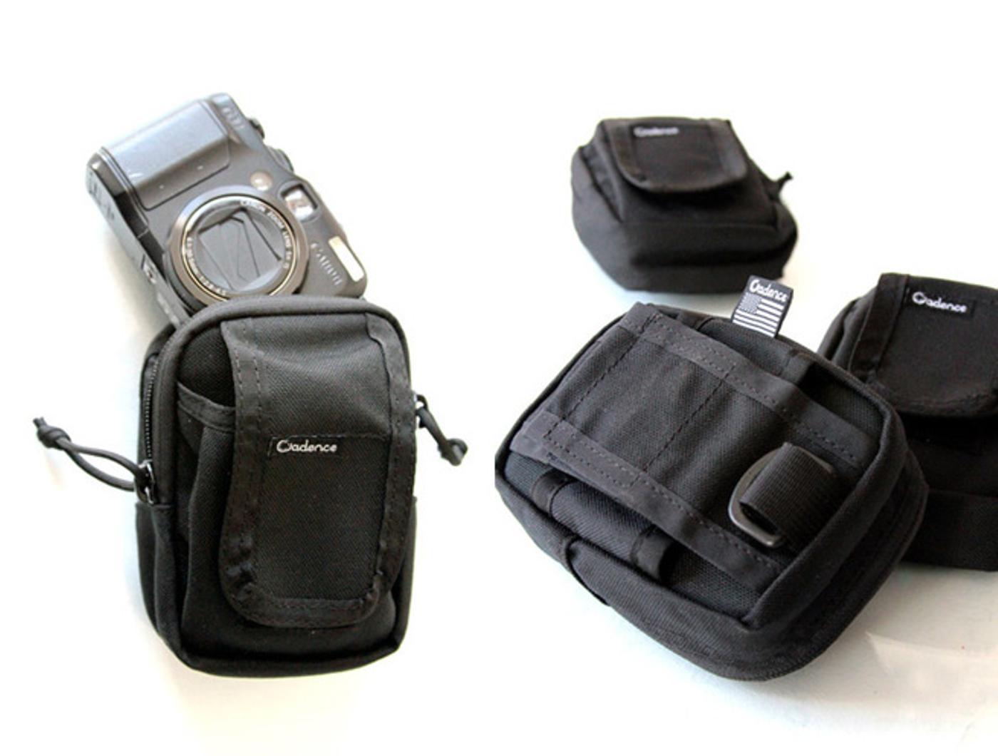 Cadence: Place Camera Bag