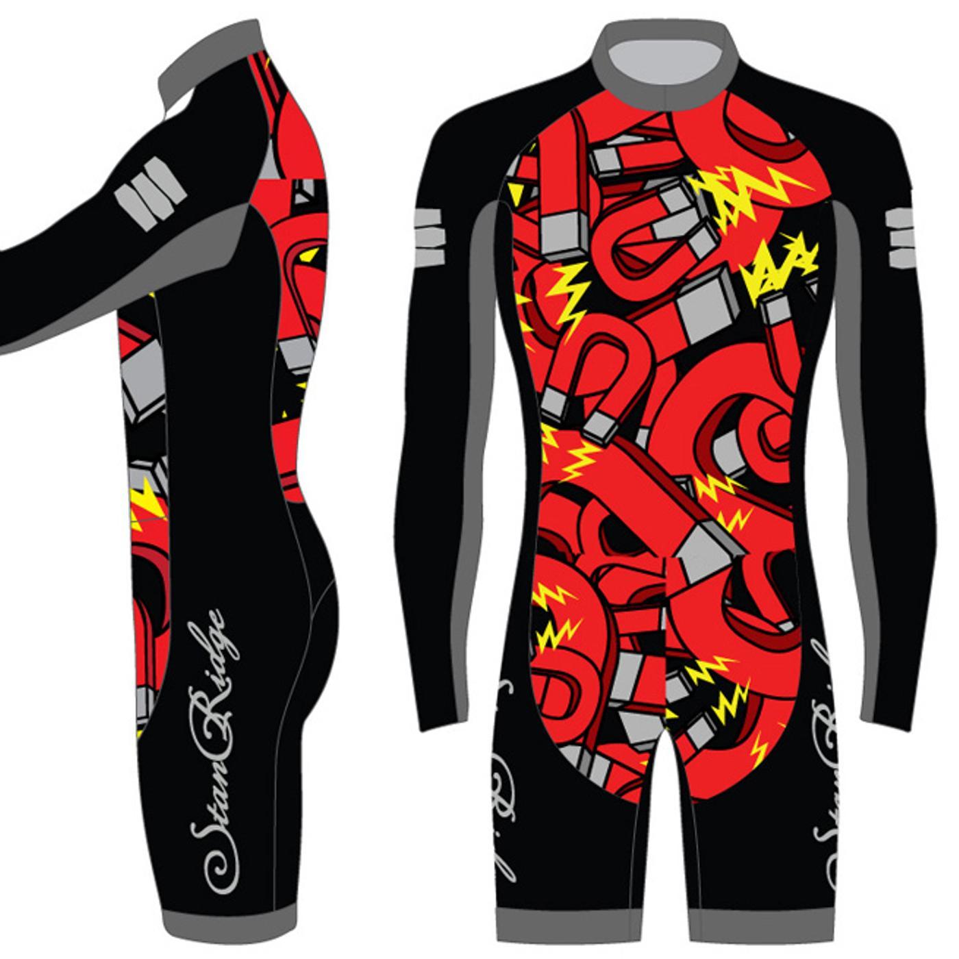 The Death Spray Custom Stanridge Speed Skinsuit by ENDO