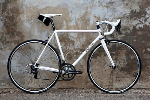 Beautiful Bicycle: Ryan's Hufnagel Road