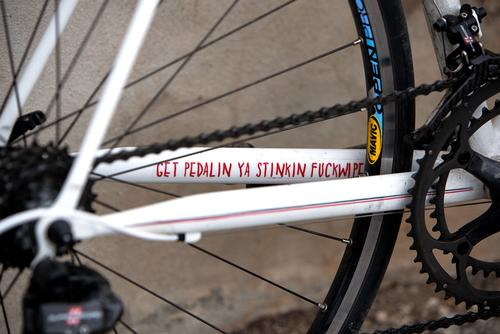 Beautiful Bicycle: Ryan's Hufnagel Road