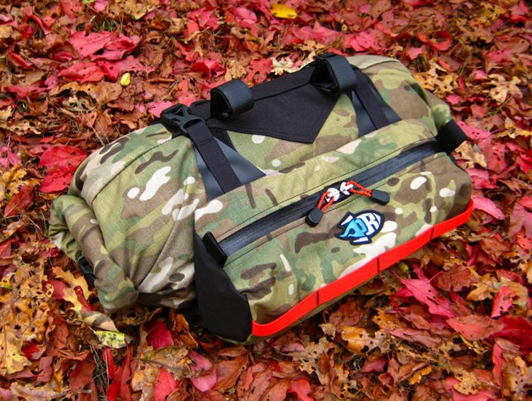 Porcelain Rocket: Bicycle Portage for Your Rugged Rig