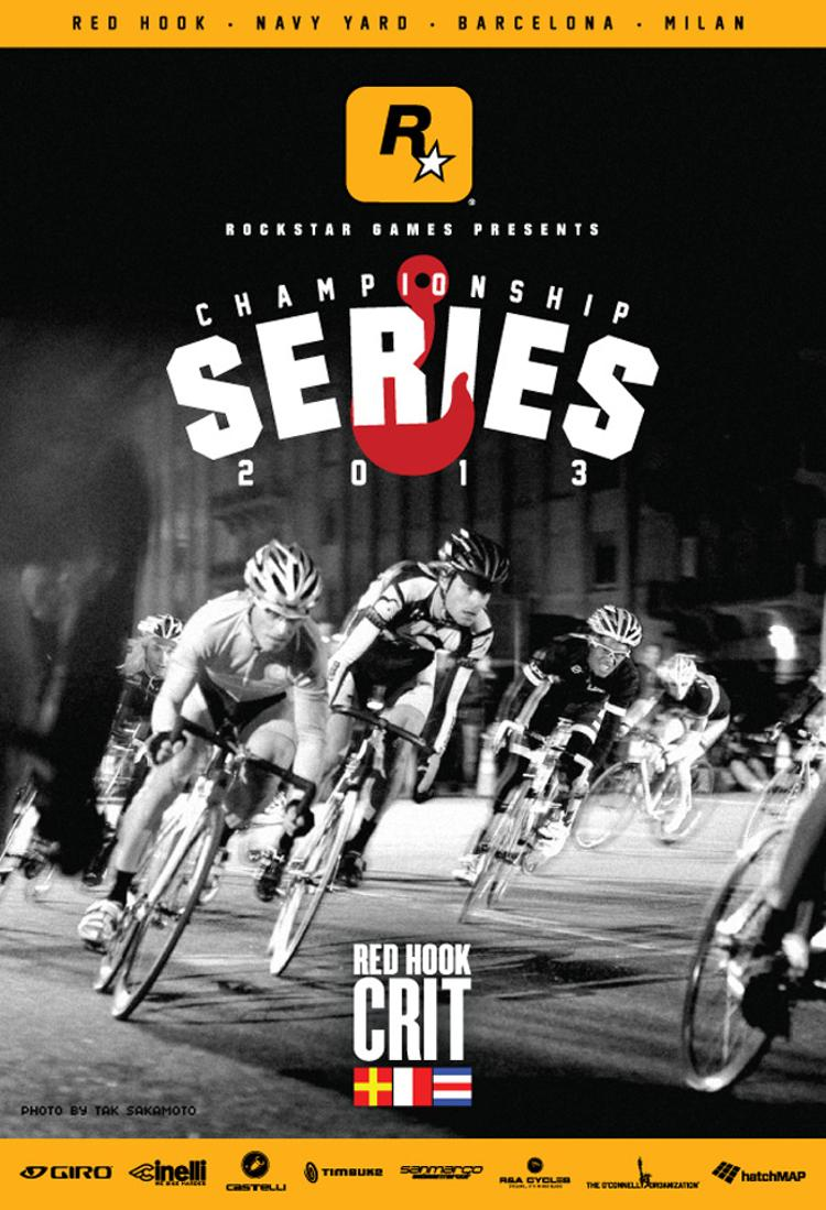 Rockstar Games Presents the 2013 Red Hook Criterium Championship Cycling Series