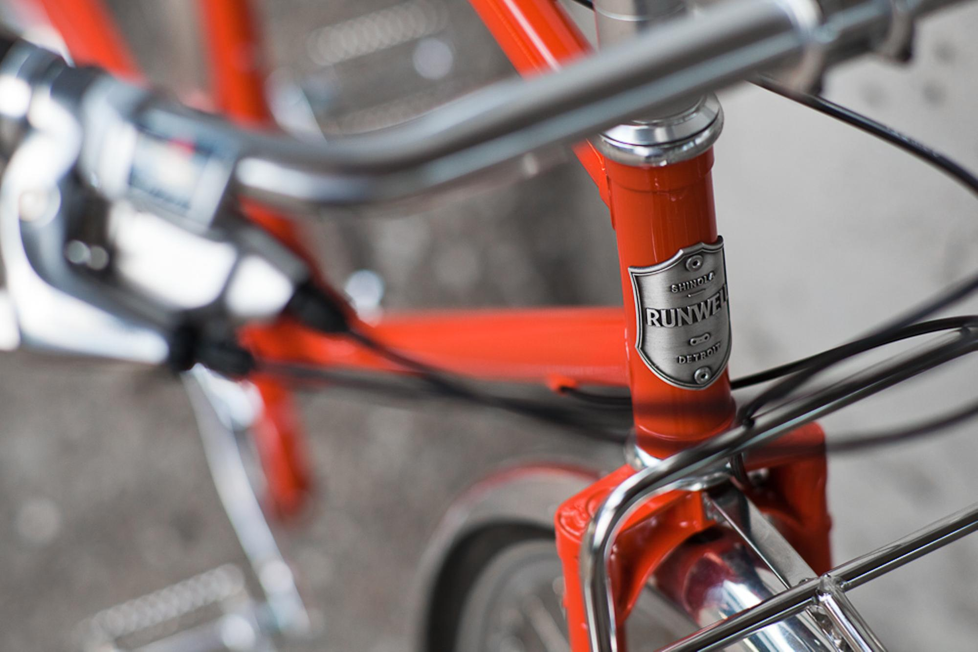 Initial Reaction: Shinola Runwell Porteur