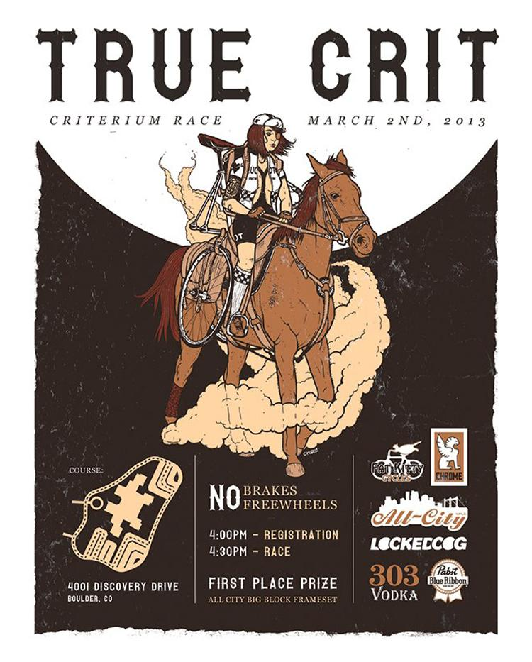 True Crit Boulder