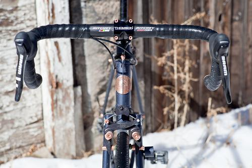 Beautiful Bicycle: Josh's Avery County Cycles Commuter
