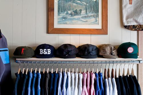 Shop Visit: Berkeley Supply Co
