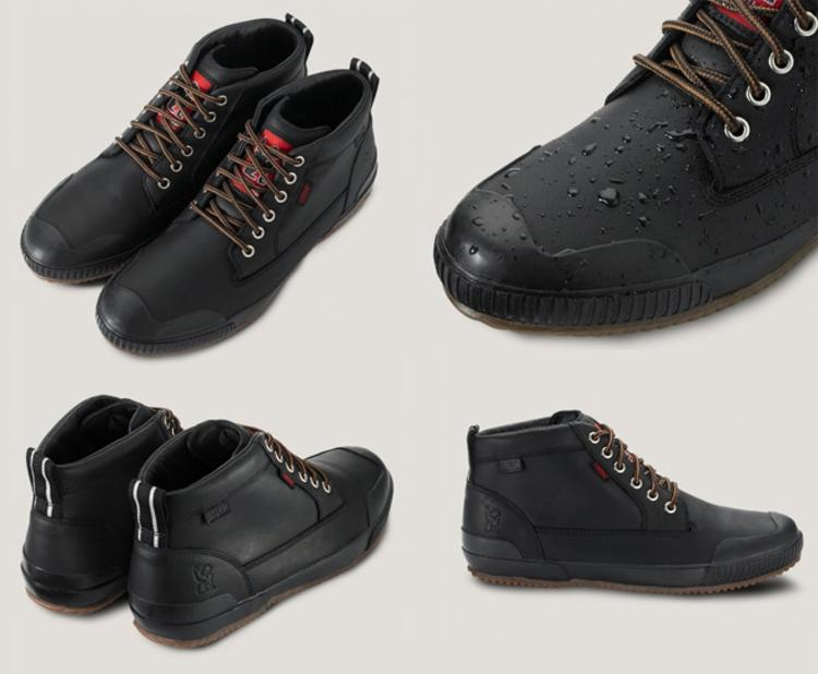 Chrome Introduces the STORM 415 Fabric and Cordura Footwear