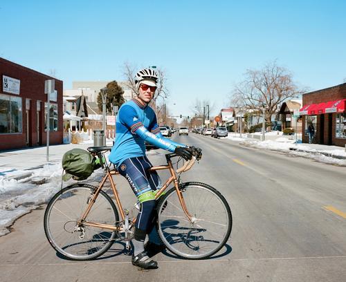 Kerry from Wheatridge Cyclery ( follow him @itsacosbysweater )