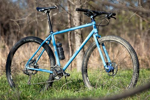 Beautiful Bicycle: My Independent Fabrication Deluxe Reduxe 29'r MTB