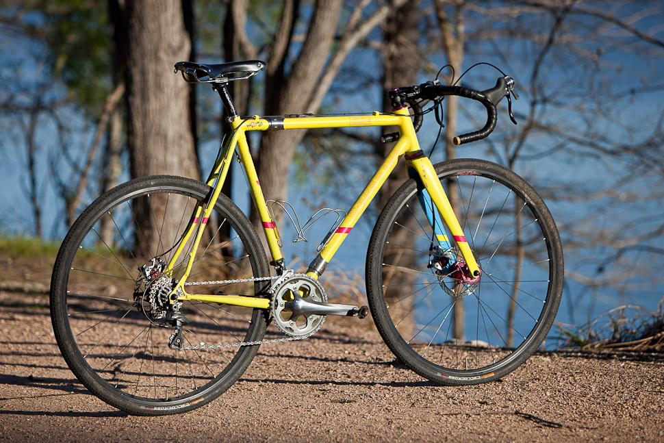 Beautiful Bicycle: Jon from Two Tone ATL's Six Eleven Bicycle Co