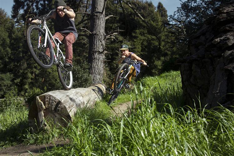 Wheel Talk Fixed: Mike and Matt Trail Blazing