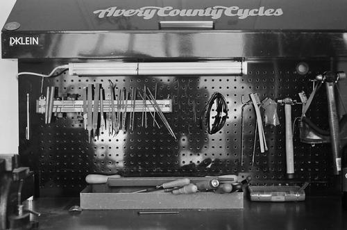 Shop Visit: Avery County Cycles