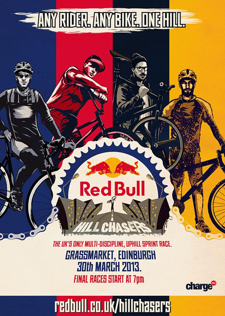 Charge Presents the Red Bull Hill Chasers
