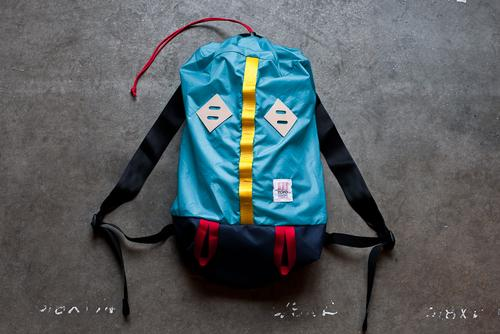This was my favorite bag in the new Topo spring / summer collection.