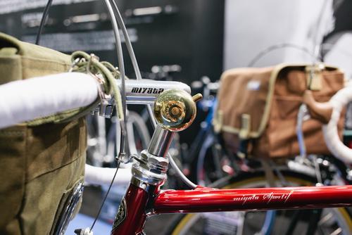 Miyata touring bike.