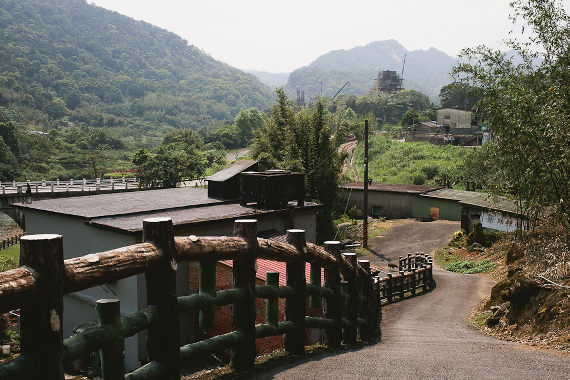 Minerals and even gold were mined here by the Japanese during WWII.