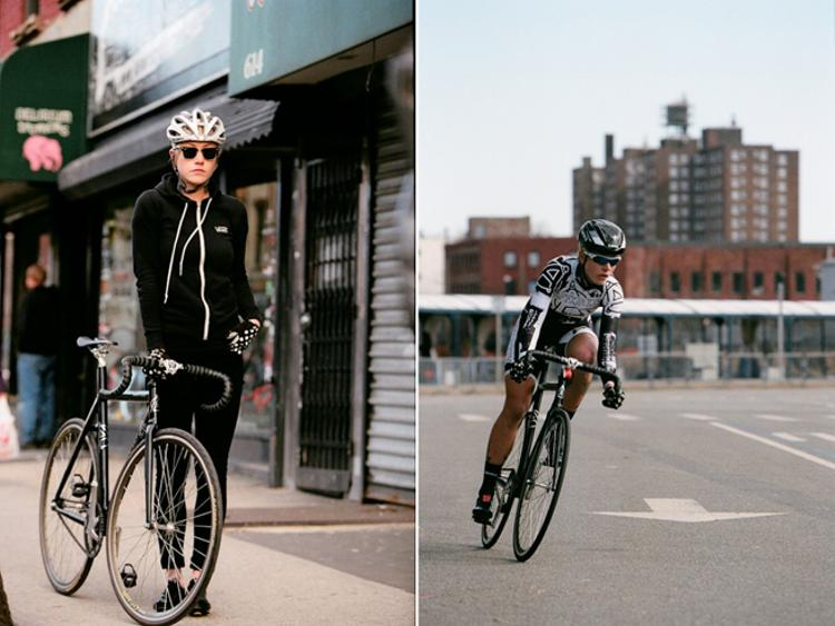 Affinity Cycles: Kelli at Red Hook Crit Brooklyn