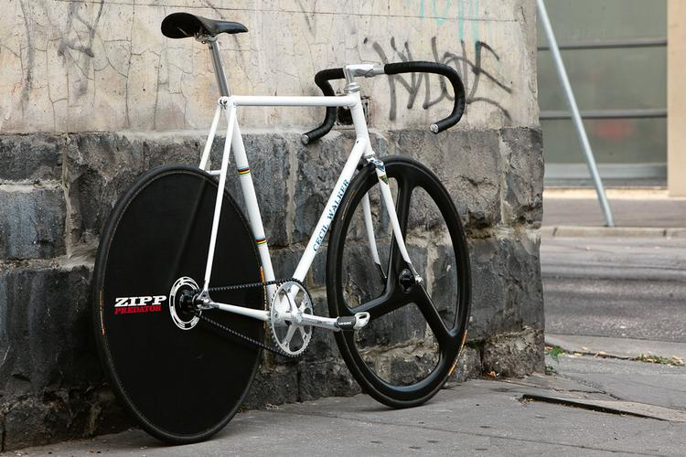 531 Cecil Walker Track with Zipp Wheels