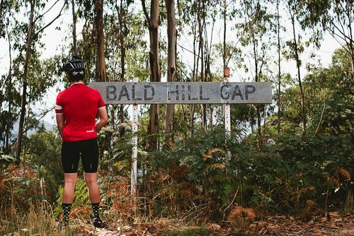 At the top of the Eildon-Jamieson road sat Bald Hill Gap.
