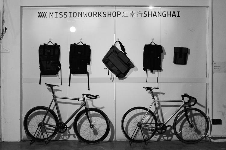 The Mission Workshop Factory 5 Shanghai Party