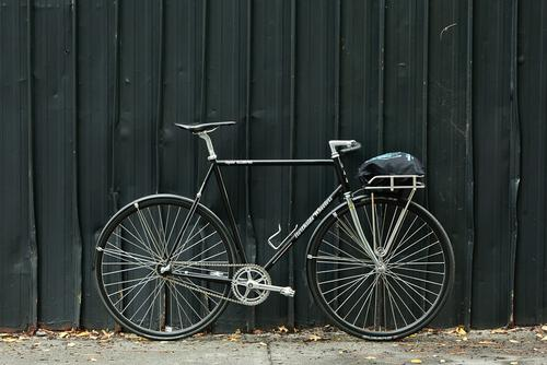 Beautiful Bicycle: Northside Wheelers 3-Speed Suicide Porteur