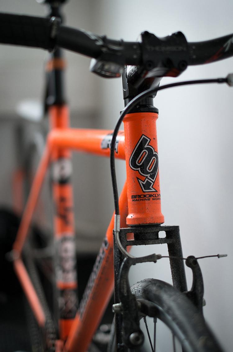 Kim Heikkinen: Orange OG Gangsta