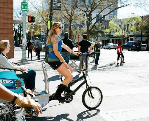 Pedicabbers make a KILLING during SxSW. Some rake in a couple grand in two weeks.