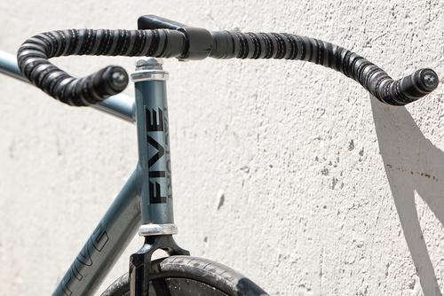 Beautiful Bicycle: Tyler's Factory 5 Low Pro Track