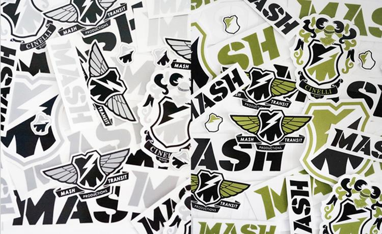 Mash: New Sticker Packs