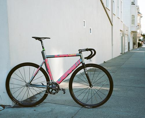 Recent Roll: Marc and His Team Chica Sexy LOW MKII Track Bike