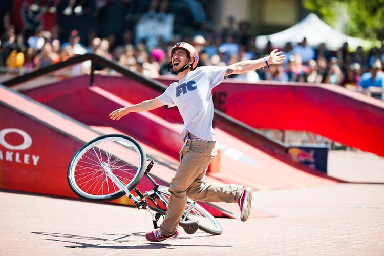Matt Lingo at the 2013 Ride + Style – FGFS