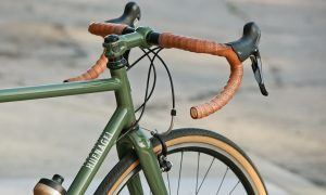 Beautiful Bicycle: Jesse's Hufnagel Fire Road Racer