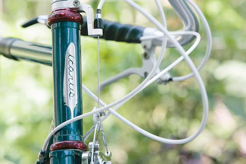 Beautiful Bicycle: Lauren's Icarus Commuter